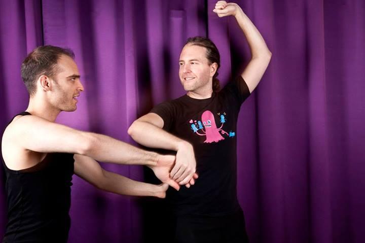 Dansa QueerSalsa och HombreSalsa!