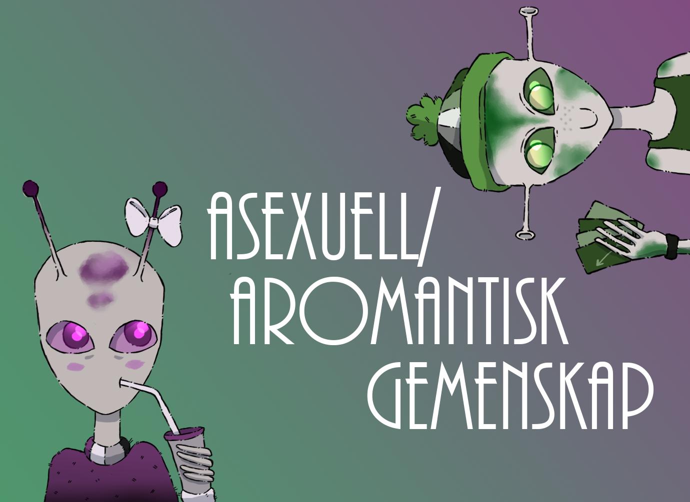 Asexuell aromantisk gemenskap